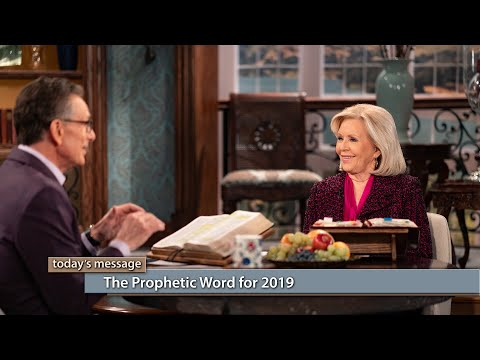The Prophetic Word for 2019