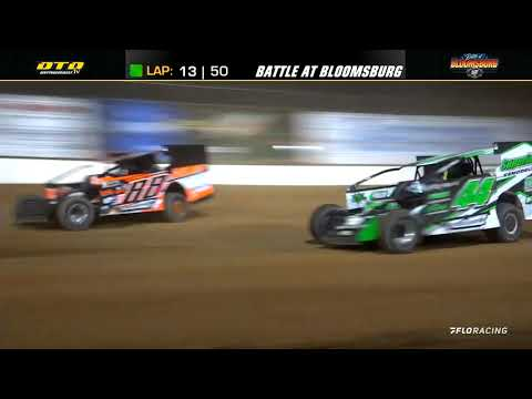 Short Track Super Series (7/14/21) at Bloomsburg Fair Raceway - dirt track racing video image