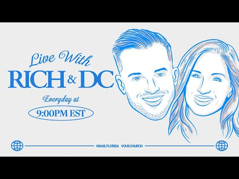 LIVE with Rich and DC