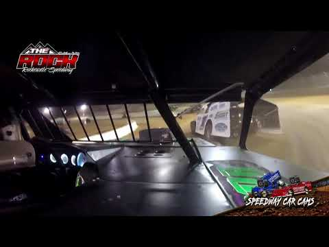 #13 David Clark - Open Wheel Modified - Rockcastle Speedway - InCar Camera - dirt track racing video image