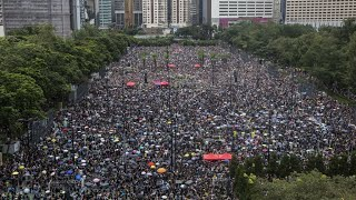 Hong Kong protests: Who are the 'frontliners'?