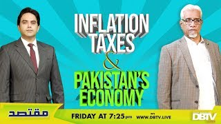Inflation,Taxes and Pakistan's Economy