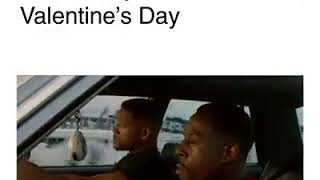 me and my friends on valentine's day / funny