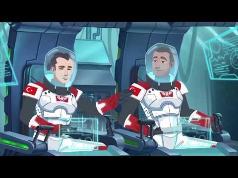 2071 Yılında Geleceğin Türkiye'si - Animasyon