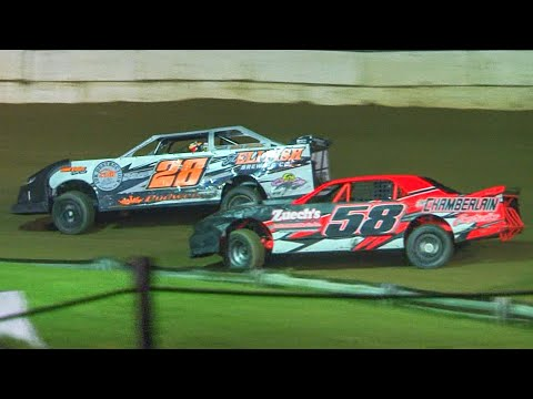 Street Stock Feature | Freedom Motorsports Park | 9-10-21 - dirt track racing video image