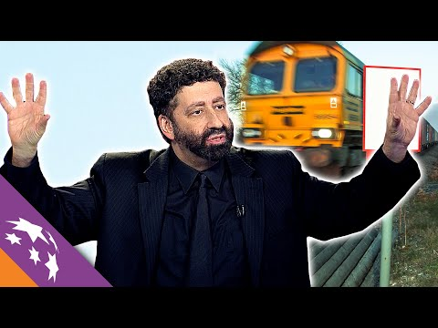 Jonathan Cahn Was Hit by a Train! Then This Happens