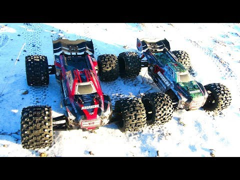 RC ADVENTURES - UNBOXiNG & BEATiNG 2 100kph ARRMA KRATONS - 6S BLX 1/8th Scale 4WD MONSTER TRUCKS! - UCxcjVHL-2o3D6Q9esu05a1Q