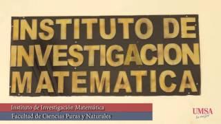 UMSA - Facultad de Ciencias Puras y Naturales