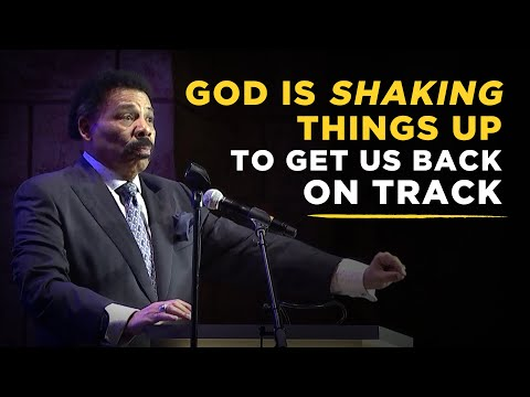 God is Shaking Things Up for a Reason - Tony Evans Sermon Clip