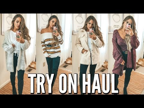 HUGE NORDSTROM ANNIVERSARY SALE HAUL! TRY ON AND REVIEW | Casey Holmes - UCxj0QizmFhx7kVKSArHBCTA