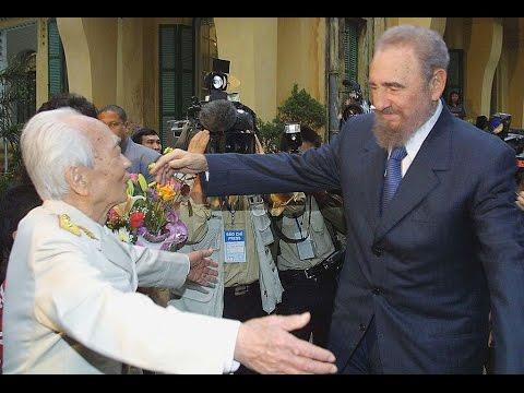 Fidel Castro: Chuyến thăm Việt Nam cuối cùng và Tướng Giáp