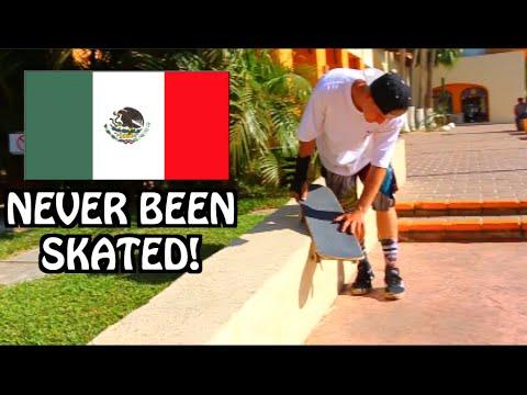 These spots have NEVER been skated! | Garrett Ginner - UCchPc9zTS7YO93AMEBpw6UQ