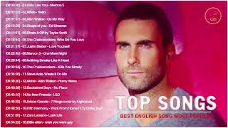 BEST ENGLISH SONGS 2019 | Acoustic Popular Songs 2019 | TOP SONGS COLLECTION [PowerMusicBox]