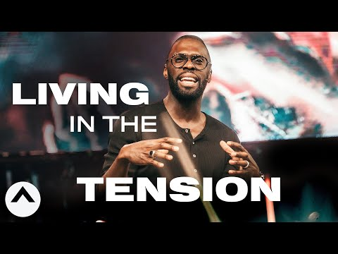 Living In The Tension  Pastor Robert Madu  Elevation Church
