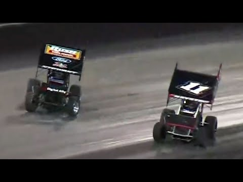 Highlights: ASCoC @ Knoxville Raceway 7.31.2021 - dirt track racing video image