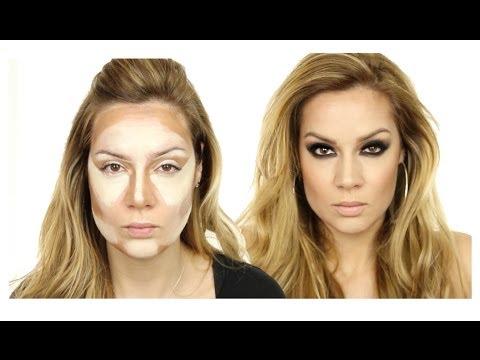 Beyoncé Inspired MakeUp Tutorial   MakeUp For A Night Out   Shonagh Scott   ShowMe MakeUp - UC8pxqLYuwyQkZH8yUDJC5RA