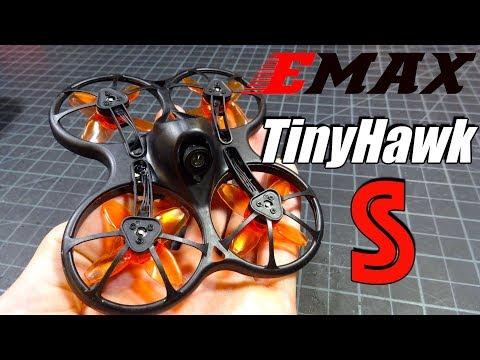 Emax TinyHawk S Review : 1s Beginner Quad and 2s Beast! - UC2c9N7iDxa-4D-b9T7avd7g