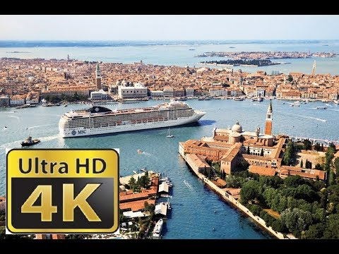 MSC MUSICA Cruise Ship Tour INSIDE & OUTSIDE in 4K UHD ( Ultra HD )