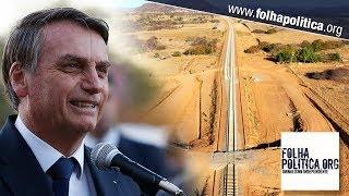 'Quem espalha que vamos de mal a pior manifesta um desejo, não a realidade', diz Bolsonaro
