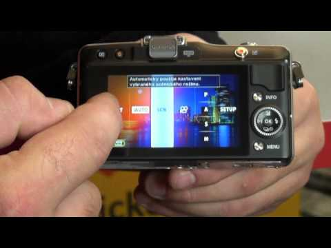 Videorecenze Olympus PEN E-PM2 tělo