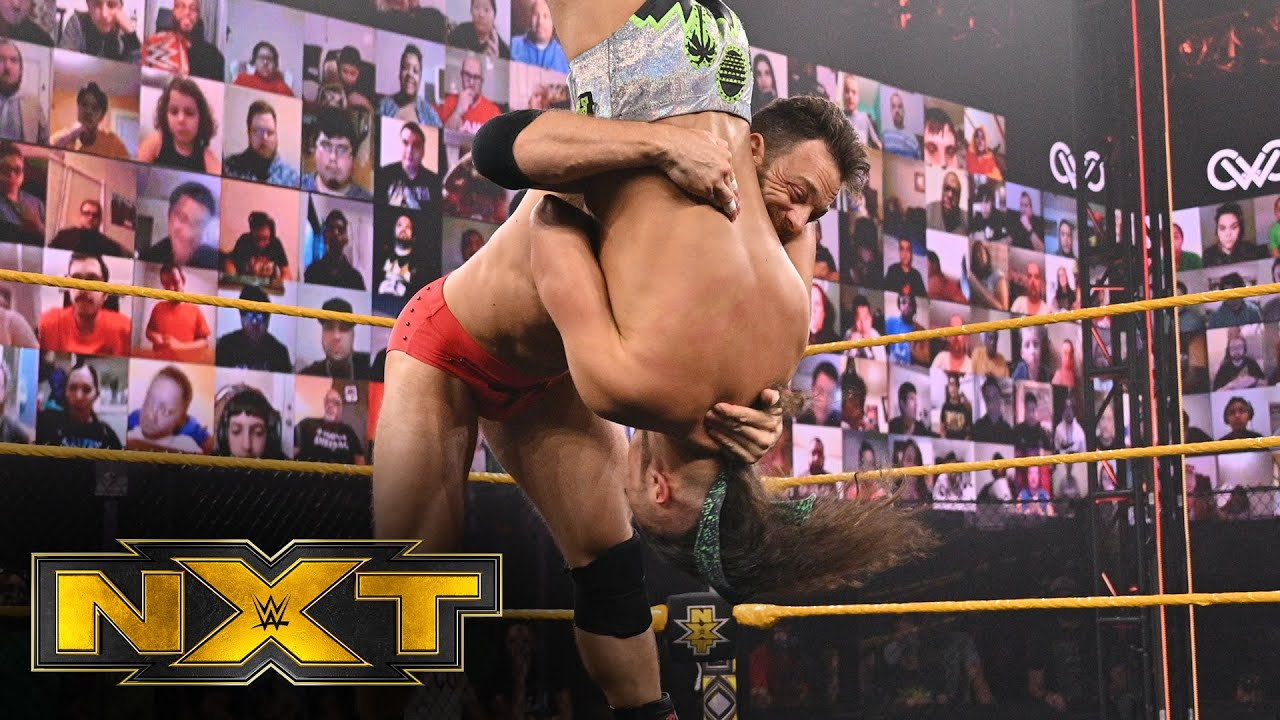 LA Knight makes his in-ring debut against August Grey: WWE NXT, March 17, 2021