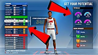 NBA 2K20 - CREATING THE BEST BUILDS IN NBA 2K20! 99 OVERALL MAXED OUT TEST GAMEPLAY!
