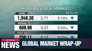 [In-depth] Global market wrap-up _ 082319