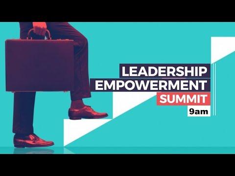 Leadership Empowerment Summit  09- 04 - 2021  Winners Chapel Maryland