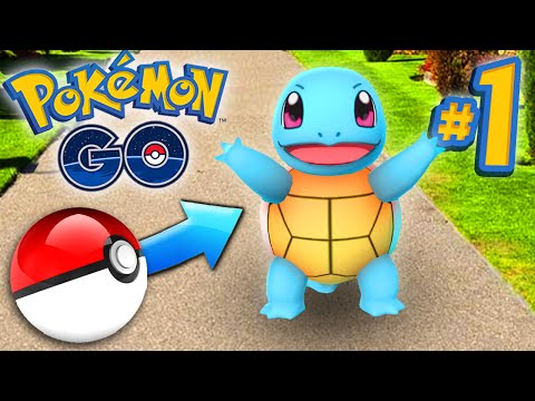 Pokemon GO Episode #1 - CATCHING POKEMON! - UCyeVfsThIHM_mEZq7YXIQSQ