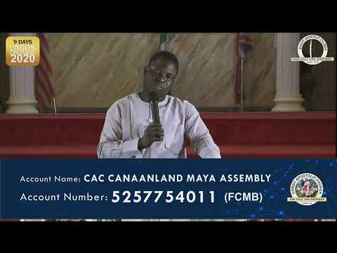 C.A.C CANAAN LAND MAYA DISTRICT