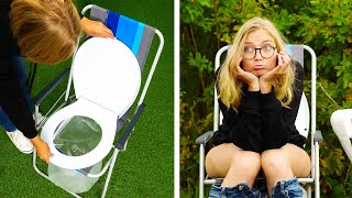 43 SIMPLY BRILLIANT CAMPING LIFE HACKS