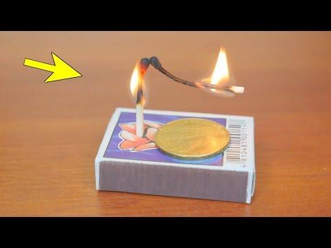 5 Magic Tricks with Matches - UCo6DJdltbIub80bLiyJRv3w