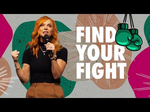 Find Your Fight  Ladies Night  Jackie Groves  Hope City