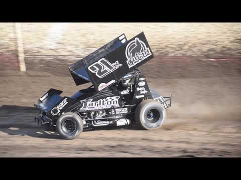 Track Pass- 2018 Peter Murphy Classic - dirt track racing video image