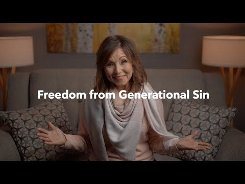 Freedom from Generational Sin  Gateway Teaching by Liz Jones