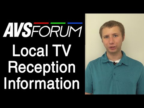 AVS Forum - Local OTA TV Info and Reception in Your Area