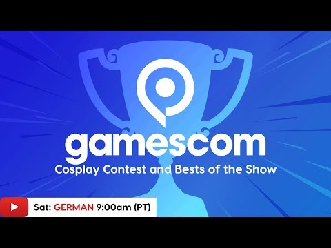 Gamescom 2019 Cosplay Contest & Bests of the Show - IGN Live (GERMAN) - UCKy1dAqELo0zrOtPkf0eTMw