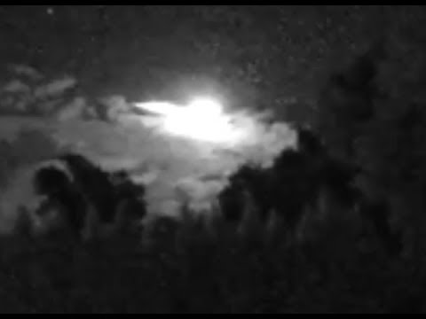 Breaking Meteor Explodes Over Connecticut / And Canada