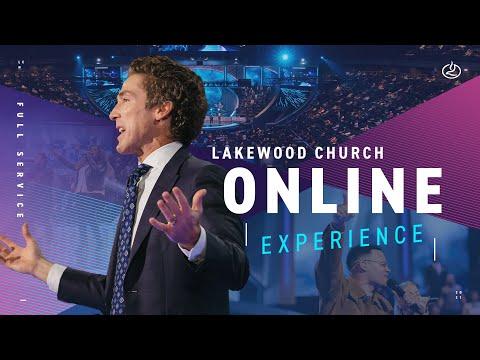 Joel Osteen LIVE  Lakewood Church  Sunday Service 11am