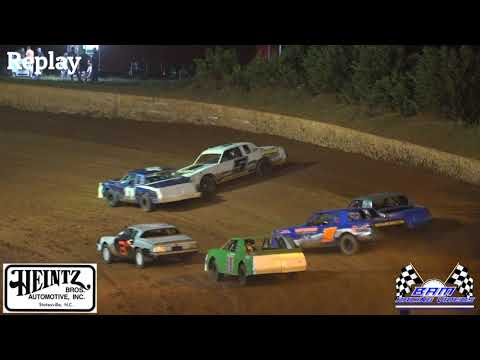Pure Stock Feature - Lancaster Motor Speedway 6/5/21 - dirt track racing video image