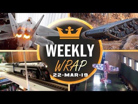 HobbyKing Weekly Wrap - Episode 12 - UCkNMDHVq-_6aJEh2uRBbRmw