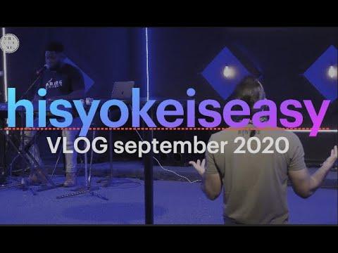 his yoke is easy  VLOG September 2020