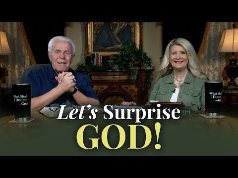 Boardroom Chat: Lets Surprise God!  Jesse & Cathy Duplantis