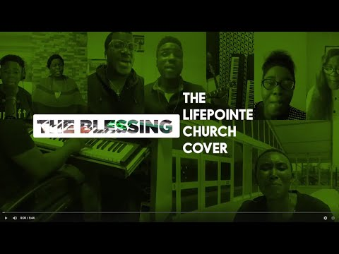 The Blessing  The Lifepointe Church Cover