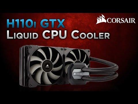 Corsair Hydro Series H110i GTX liquid CPU cooler preview - UCPy4EQ9HhP-g9xc4yDahhnQ