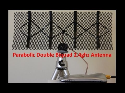 Parabolic Double Biquad 2 4ghz - UCHqwzhcFOsoFFh33Uy8rAgQ