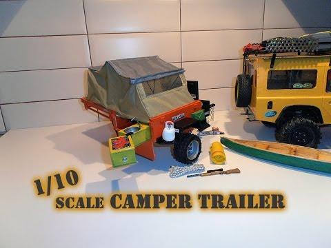 customade scale, 1/10, off road, camper, trailer - UCbetYc9LUgGqSiL8MO6yliA