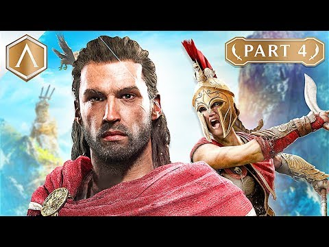 WORLD'S BEST ASSASSIN!! (Assassin's Creed Odyssey, Part 4) - UC2wKfjlioOCLP4xQMOWNcgg