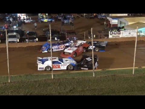 602 Late Model at Winder Barrow Speedway (Big Crash) October 9th 2021 - dirt track racing video image