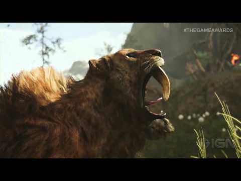 Far Cry Primal Animal Evisceration Trailer - Game Awards 2015 - UCKy1dAqELo0zrOtPkf0eTMw